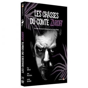 Les Chasses du comte Zaroff [Blu-Ray]