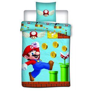 Super Mario Mario housse de couette