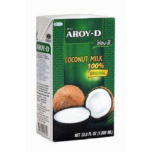 Aroy-D Lait de coco (1 L)