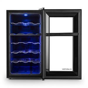 Klarstein Vinesse - Cave à vin frigo 18 bouteilles