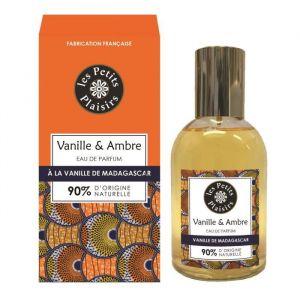 Les Petits Plaisirs Vanille & Ambre - Eau de parfum à la Vanille de Madagascar