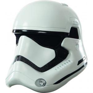 Masque adulte casque 2 pièces StormTrooper Star Wars VII