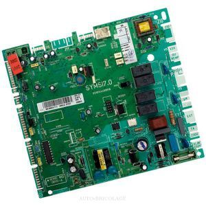 Saunier duval S1047000 - Circuit imprimé principal