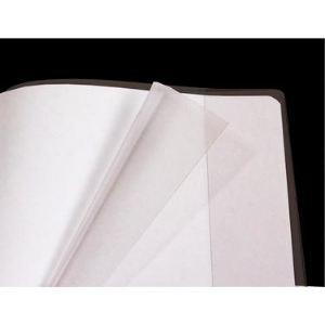 Clairefontaine 73300C - Protège-cahier cristal lisse avec rabat en PVC 22/100 (A4)