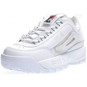 FILA Disruptor Ii Patches chaussures Femmes blanc T. 40,0