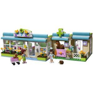 Lego 3188 - Friends : La clinique vétérinaire