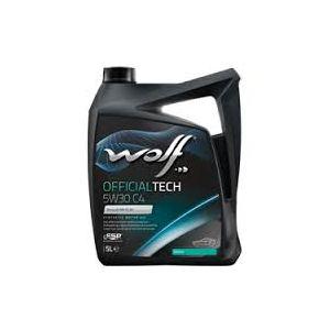Wolf 8318474 - Bidon d'huile OfficialTech 5W30 C4 20 Litres
