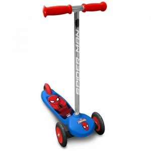 Stamp Trottinette 3 roues Spider-Man