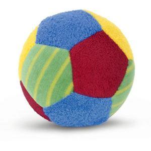 Sterntaler Balle en tissu motif en alvéoles