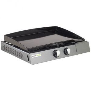 Cook'in Garden Finesta - Plancha gaz 2 brûleurs