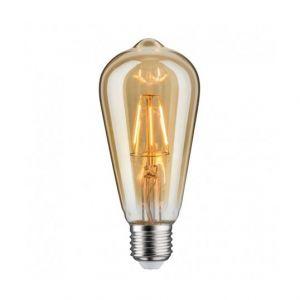 Paulmann Standard RETRO filament LED 4W E27 ambré GOLD