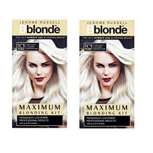 Russell B Blonde Maximum Blonding Kit