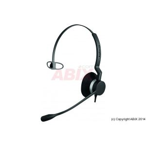 Jabra Biz 2300 Mono - Casque téléphonique monaural avec microphone