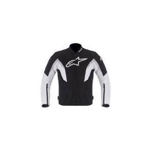 Alpinestars Viper Air Jacket (noir et blanc) - Blouson de moto textile pour homme