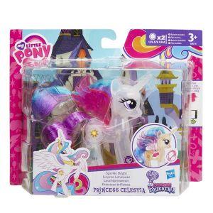 Hasbro My Little Pony Princesse Cadance Lumineuse