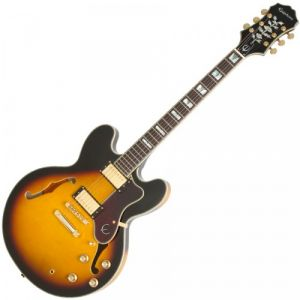 Epiphone Sheraton-II PRO Guitare électrique Vintage Sunburst