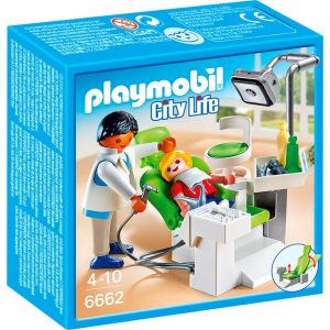 Playmobil 6662 City Life - Cabinet de dentiste