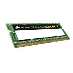 Corsair CMSO8GX3M1A1600C11 - Barrette mémoire Value Select 8 Go DDR3 1600 Mhz CL11