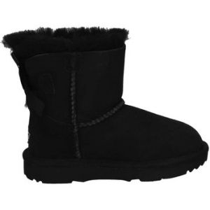 UGG australia UGG Boots - UGG Kids Mini Bailey Bow II Boots - Black