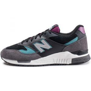 New Balance Ml840 chaussures Hommes gris violet noir Gr.45,5 EU