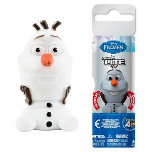 Kanaï Kids Mini figurine torche lumineuse Olaf La Reine des Neiges
