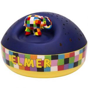 Trousselier Projecteur d'étoiles musical Elmer