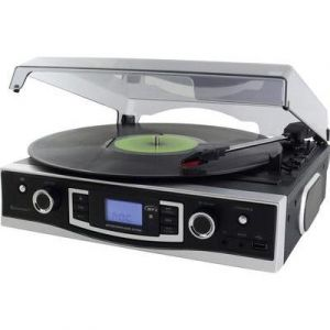 Soundmaster PL525 - Tourne-disque USB