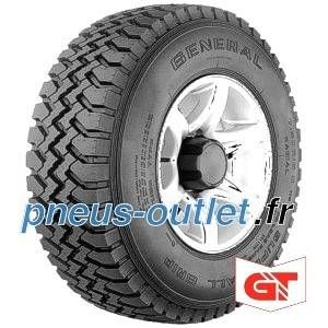 General Tire Pneu SUPER ALL GRIP 7.5/80 R16 112/110 N
