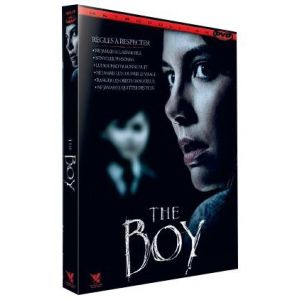 The boy - DVD ( Neuf )