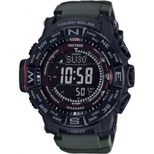 Casio PRO TREK PRW-3510Y-8ER - noir Montres triathlon