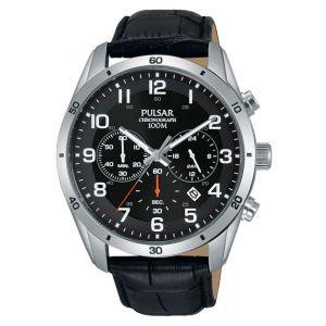 PULSAR PT3833X1 - Montre pour homme Quartz Chronographe