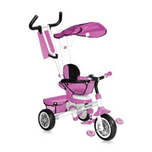 Lorelli B301B - Tricycle évolutif pour bébé/enfant 1-4 ans