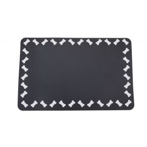 Bubimex Set de table noir