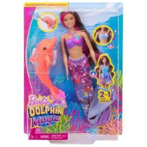 Mattel Barbie Isla sirène 2 en 1
