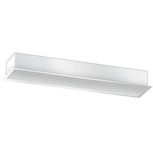 Airelec Rideau d'air chaud encastrable monophasé et triphasé 12000 w topair 4 + Aircom 4