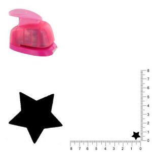 Artémio Mini perforatrice - Etoile - 1 cm