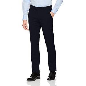 Meyer 9-2500 - Bonn - Pantalon - Homme - Bleu (Marine 18) - Taille: W85/L83
