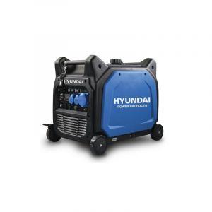 Hyundai Groupe électrogène inverter insonorisé 6.5kw télécommande compatible ATS HY6500SEI E