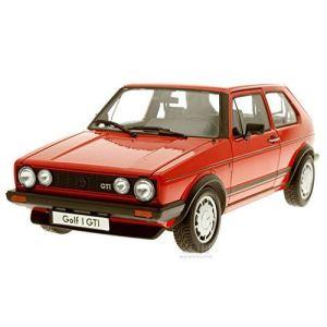 welly 18039r volkswagen golf 1 gti 1978 echelle 1 18 comparer avec. Black Bedroom Furniture Sets. Home Design Ideas