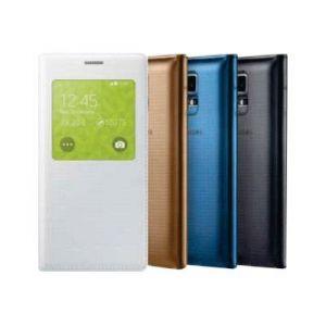 Samsung EF-CG800BKEGWW - Étui à rabat pour Galaxy S5 mini
