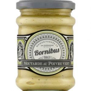 Bornibus Moutarde au poivre vert