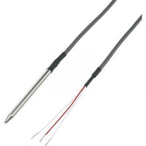 Sonstige Capteur de température 198466 Type de sonde Pt100 Gamme de mesure 100 à 200 °C Longueur du câble 3 m 1 pc(s)