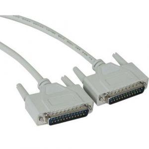 Câble DB25 mâle / mâle (1.80 mètre)