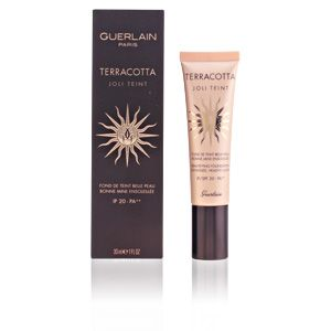 Guerlain Terracotta Joli Teint : Clair - Fond de teint belle peau bonne mine ensoleillée