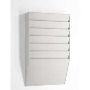 Paperflow Trieur horizontal comprenant 6 cases A4