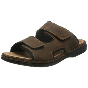 Rieker 25559/25, Sandales homme - Marron, 43 EU (9 UK) (10 US)