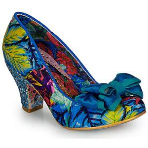 Irregular Choice Chaussures escarpins BAN JOE - Couleur 36 - Taille Bleu