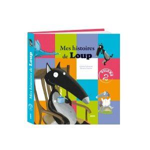 Editions Auzou Mes histoires de Loup : volume 2