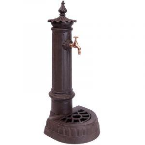 Antic Line créations Fontaine de jardin décorative Antique en Fonte -