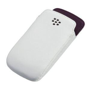 Blackberry ACC-43296-202 - Étui blanc pour 9360 Curve